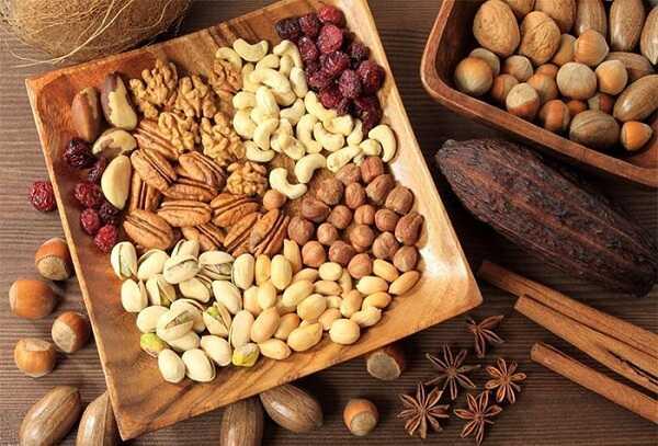 Thực phẩm tăng cường nội tiết tố nữ
