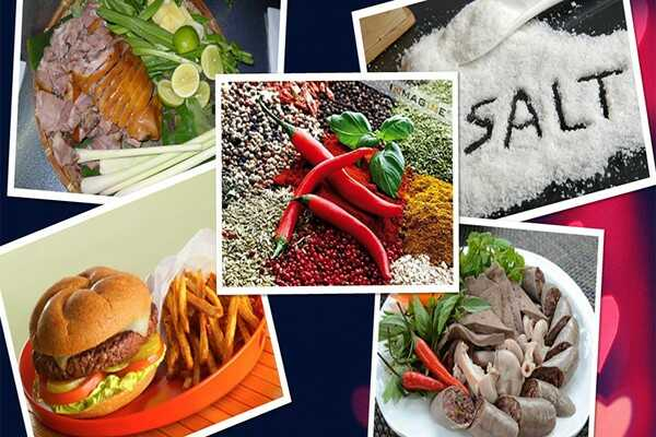 Những thực phẩm người suy thận mãn không nên ăn