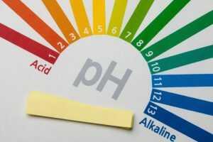 Kiểm tra axit âm đạo bằng que thử độ PH