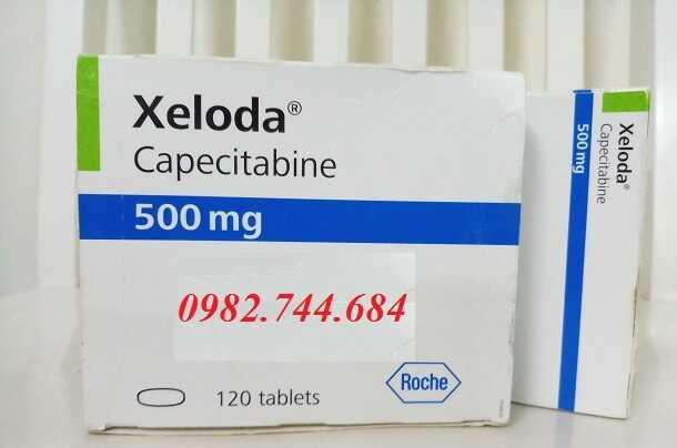 Liều dùng và cách dùng của thuốc xeloda 500mg