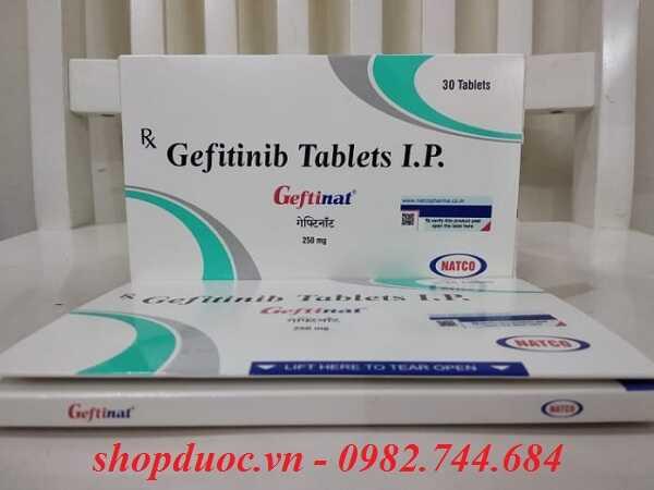Liều dùng và cách dùng thuốc geftinat 250mg