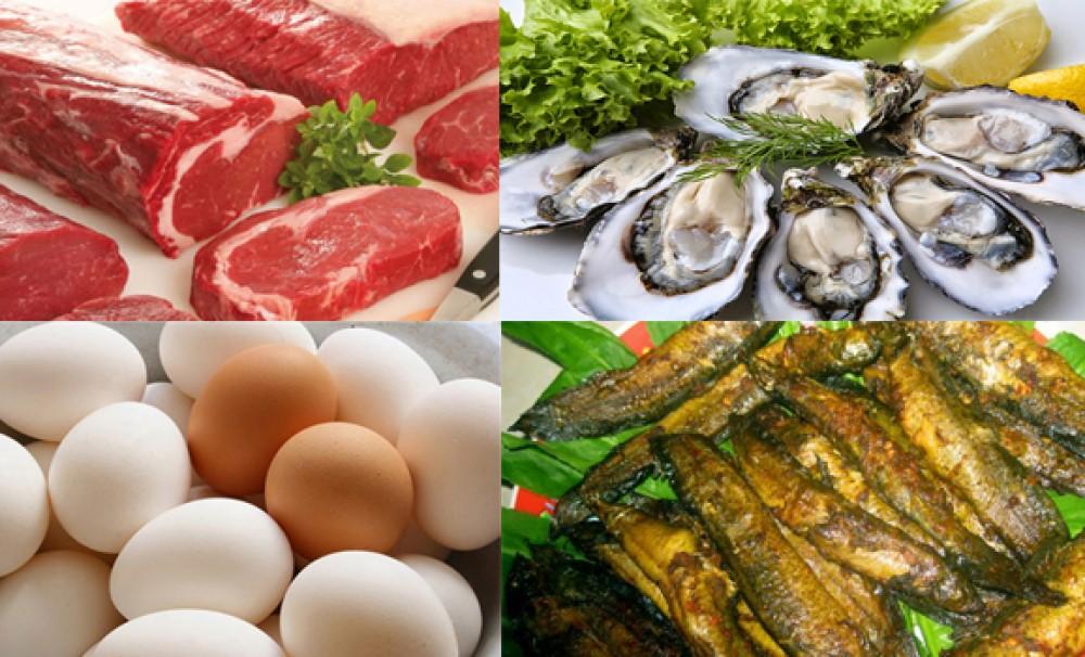 Tinh trùng yếu nên ăn gì? thực phẩm tốt cho tinh trùng
