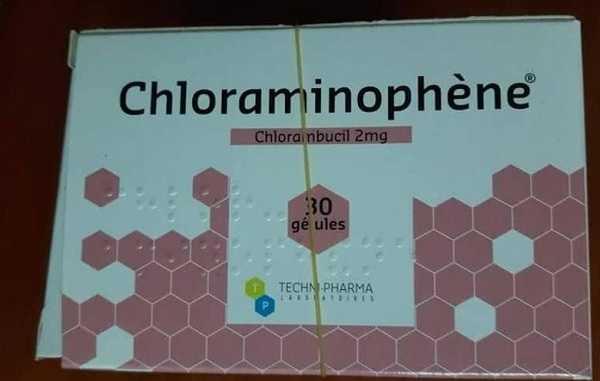 Thuốc Chlorambucil 2mg điều trị ung thư máu