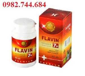 Flavin 7 hỗ trợ điều trị ung thư