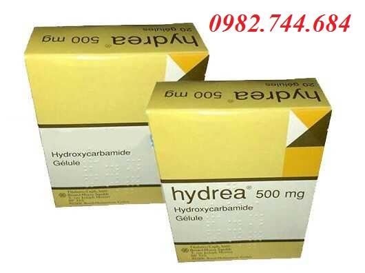 Thuốc  điều trị ung thư Hydrea 500mg